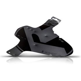 Riesel Design dic:ker Voorspatbord, grijs/zwart